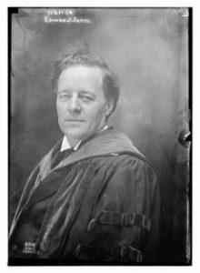 Edmund J. James (Founding President from 1890-1901)